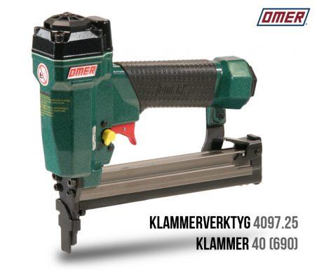 Klammerverktyg 4097.25 klammer 40 eller 690