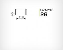 Klammer 26