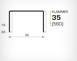 Klammer 35