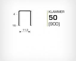 Klammer 50