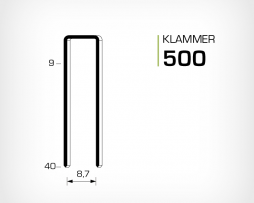 Klammer 500