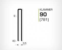 Klammer 90