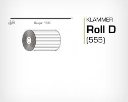 Klammer Roll D