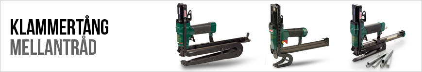 Klammerverktyg klammertång klammer mellantråd